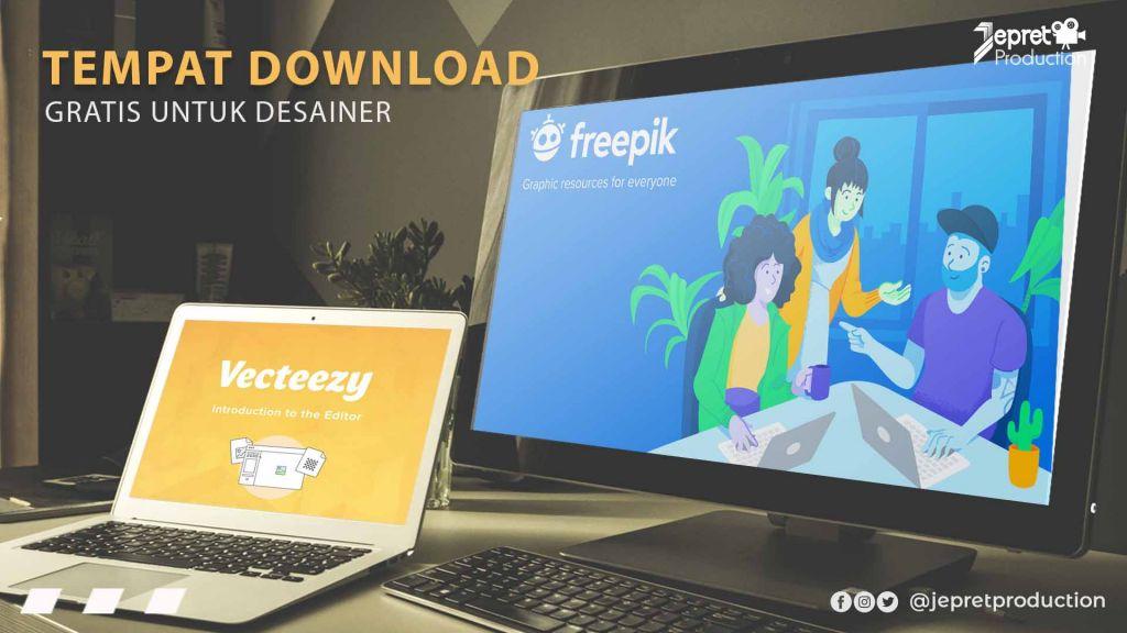 Tempat Download Gratis Untuk Desainer