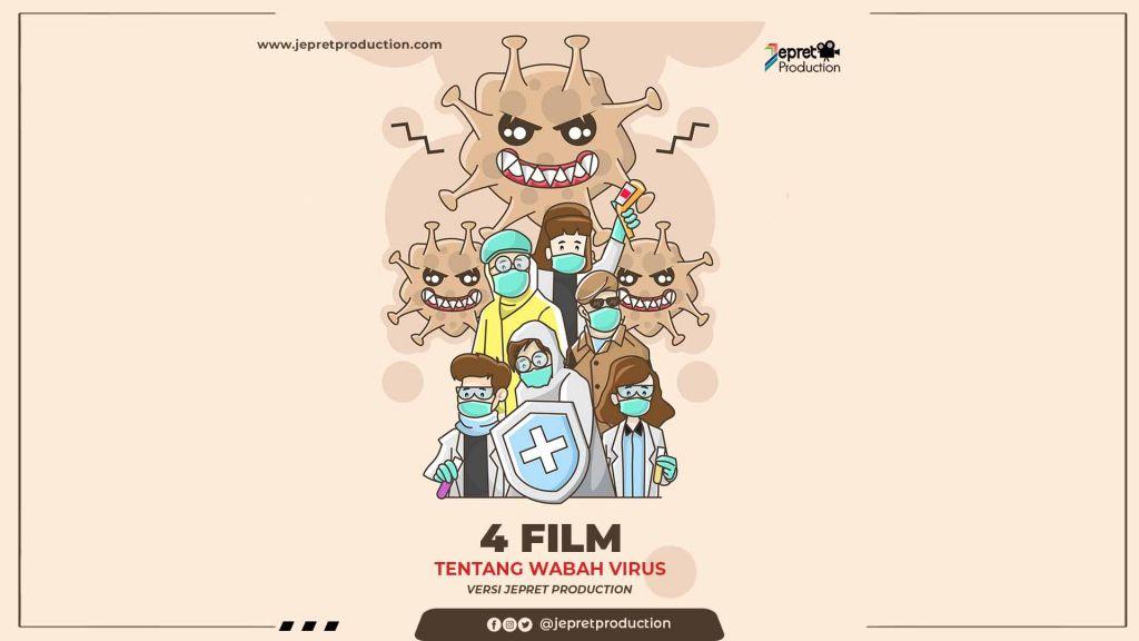 4 film tentang wabah virus