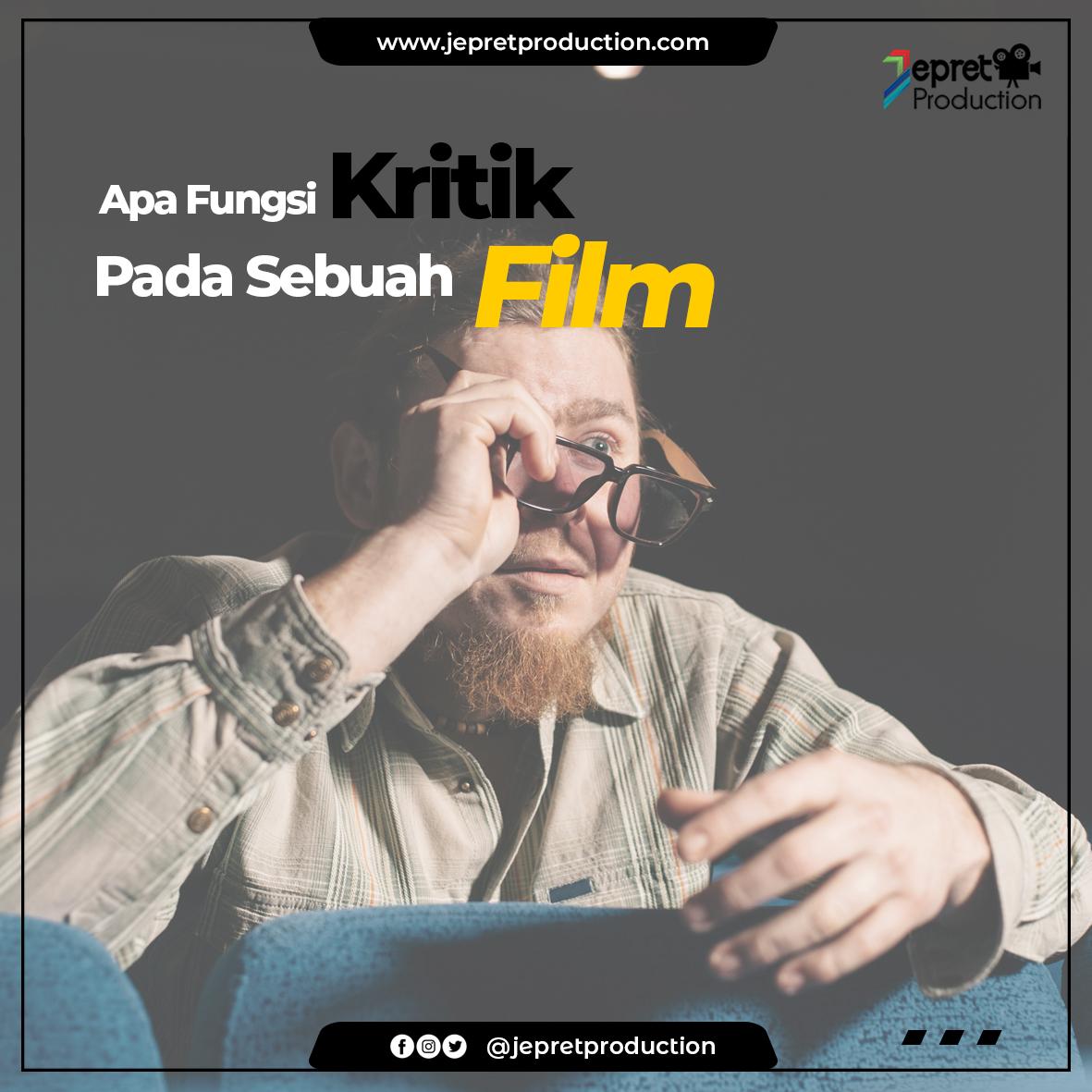 FUNGSI KRITIK FILM