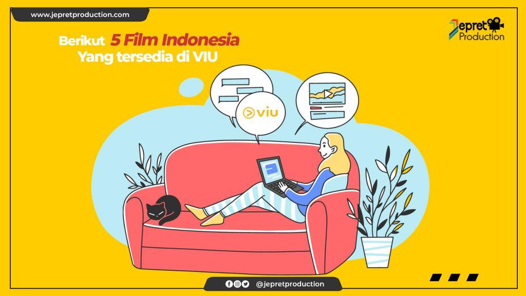 5 FILM INDINESIA DIVIU