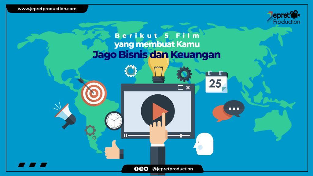 5 film soal keuangan dan bisnis