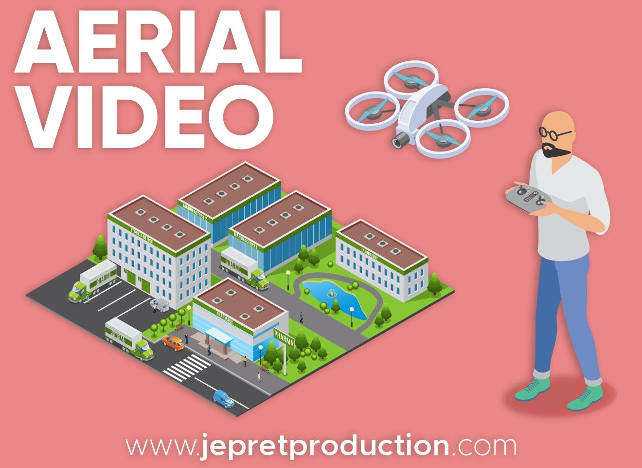 JASA VIDEO DRONE