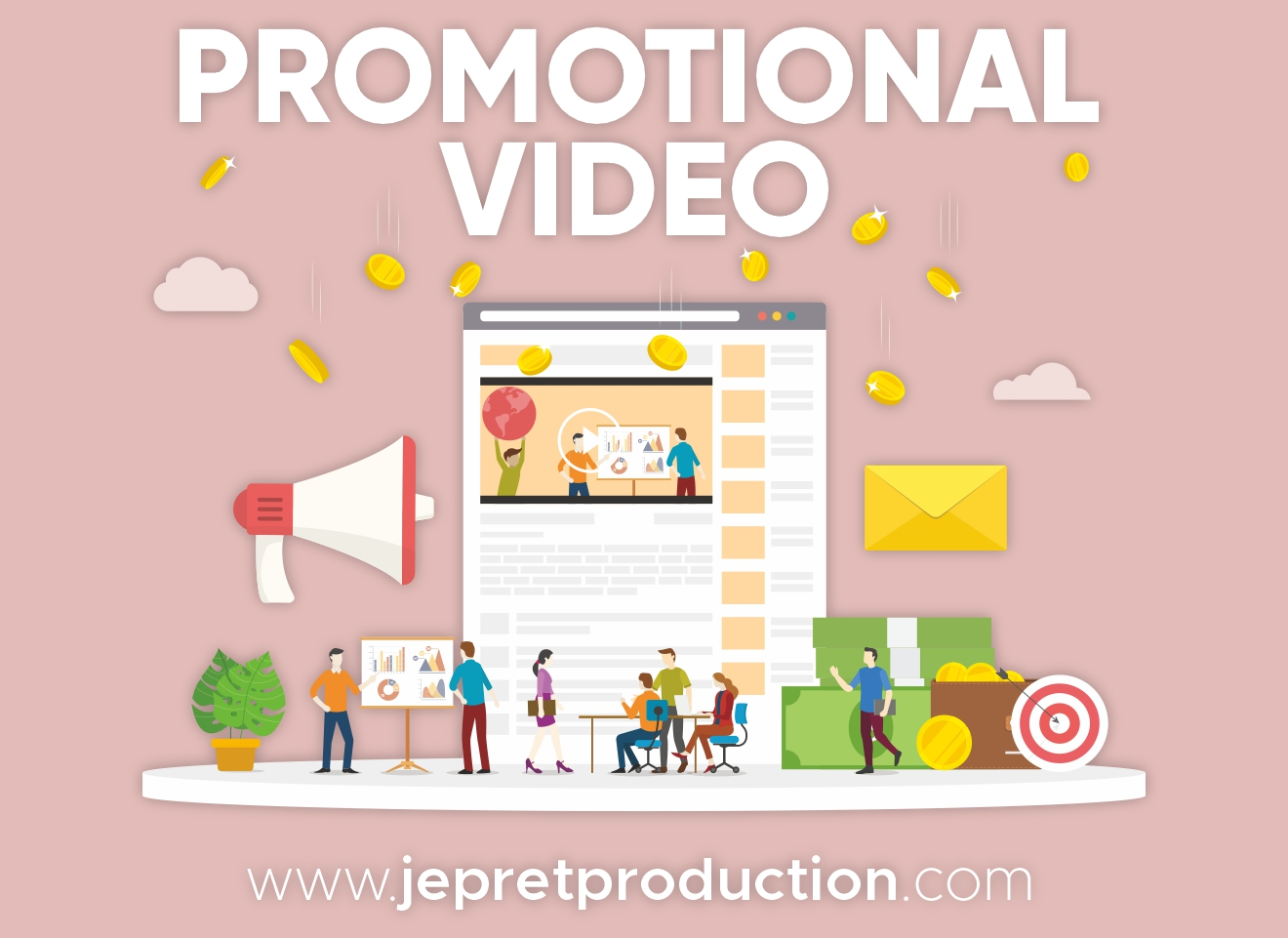 Jasa Video Promosi (Demo)