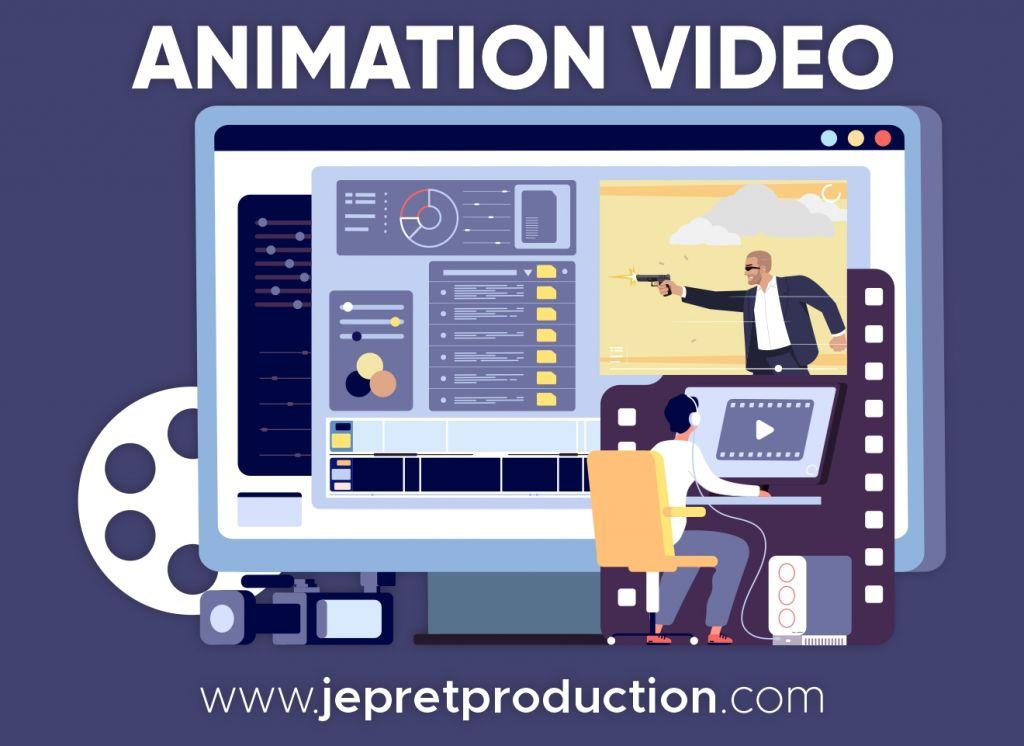 Jasa Video Animasi Jakarta