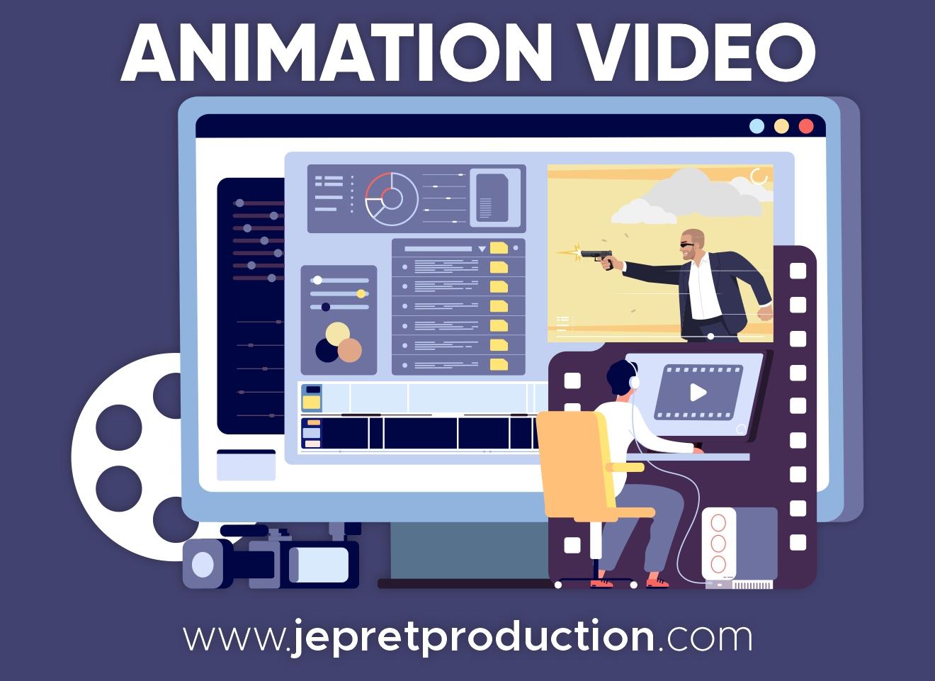 JASA VIDEO ANIMASI (Demo)