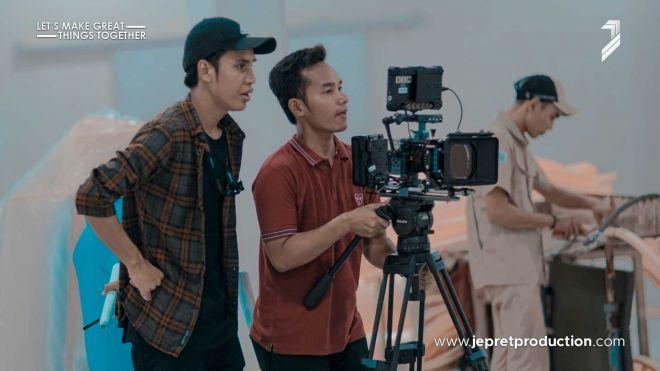 Behind The Scene PT. Mega Foamworks Indonesia 2