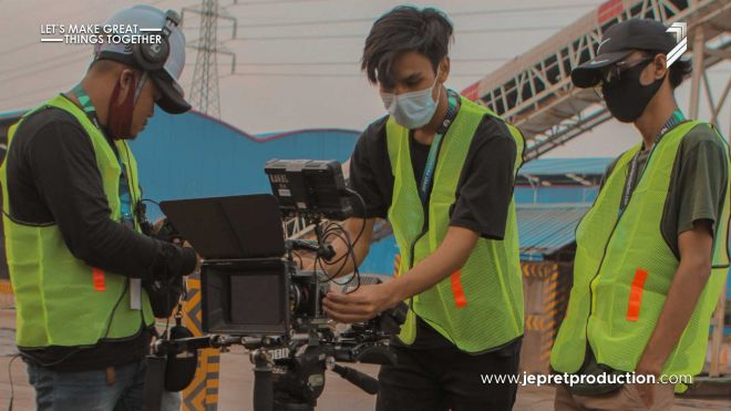 Behind The Scene PT. China West Indonesia 5