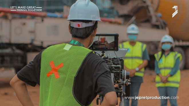 Behind The Scene PT. China West Indonesia 6