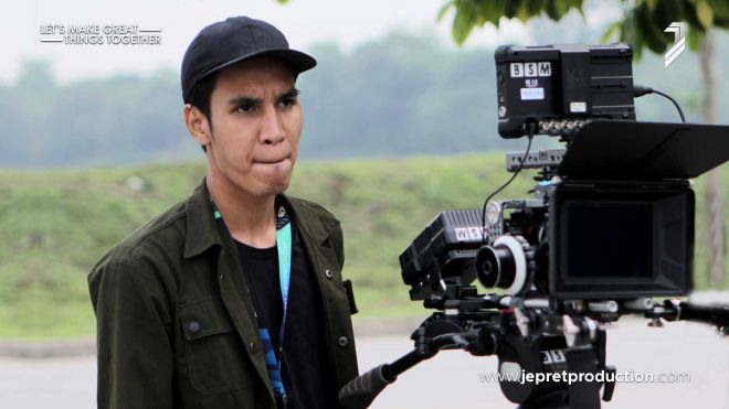 Behind The Scene PT. China West Indonesia 7