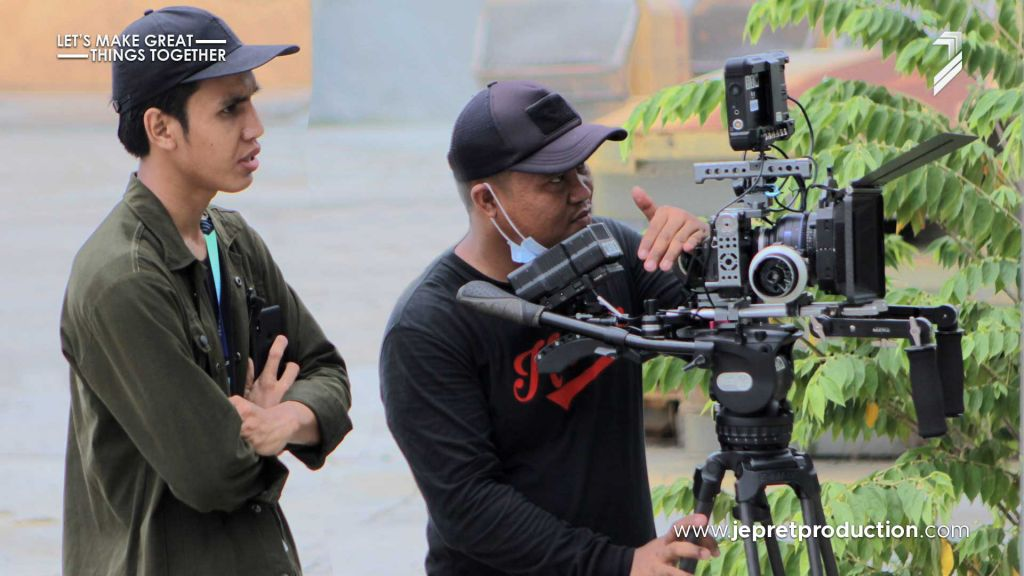 Behind The Scene PT. China West Indonesia 9