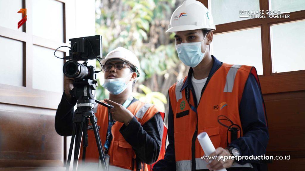 Jasa Pembuatan Video Safety Induction Cibitung