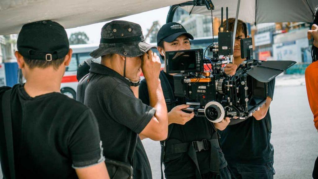 Produser produksi film
