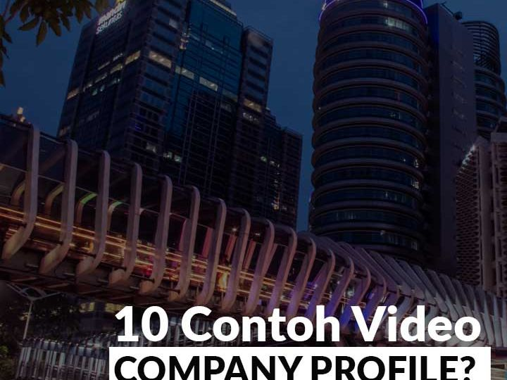 Contoh Video Company Profile