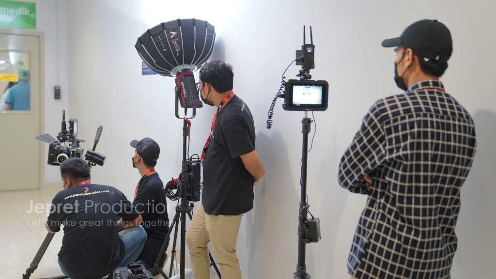 jasa pembuatan video klip